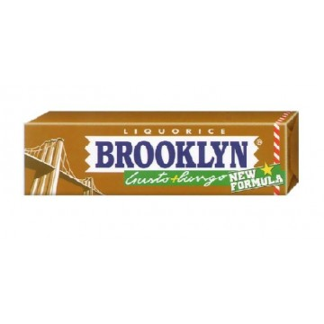 BROOKLYN LIQUORICE 20 STICKS