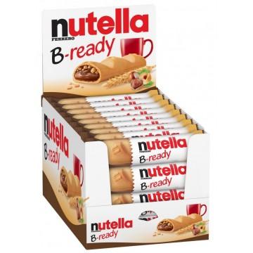 NUTELLA B-READY 36 PEZZI