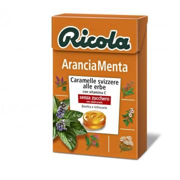 RICOLA ARANCIA MENTA 20 ASTUCCI