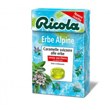RICOLA ERBE ALPINE 20 ASTUCCI