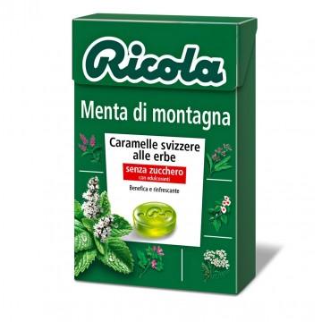 RICOLA MENTA DI MONTAGNA 20 ASTUCCI