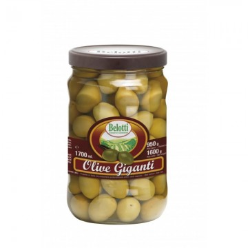 OLIVE GIGANTI 1700 ml BELOTTI