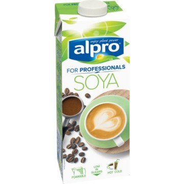 ALPRO SOYA FOR PROFESSIONALS 1 LT