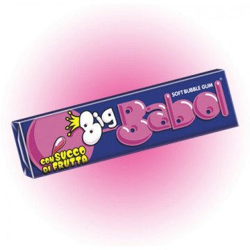 BIG BABOL TUTTI FRUTTI 24 STICKS