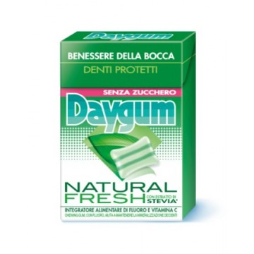 DAYGUM NATURAL FRESH 20 ASTUCCI
