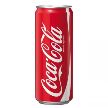 COCA COLA 33 Cl. 24 LATTINE