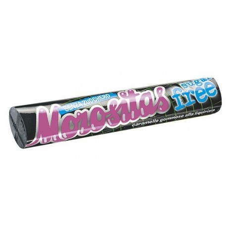 MOROSITAS SUGAR FREE LIQUIRIZIA 24 STICKS