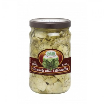 CARCIOFI ALLA VILLANELLA 1700 ml BELOTTI