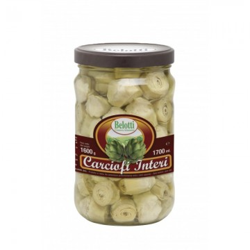 CARCIOFI INTERI 1700 ml BELOTTI