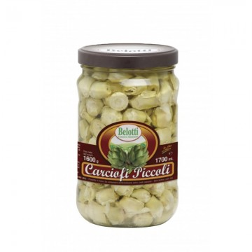 CARCIOFI PICCOLI 1700 ml BELOTTI