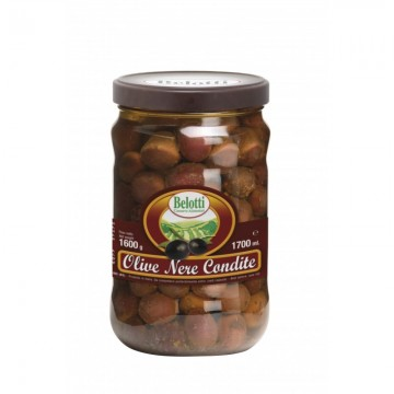 OLIVE NERE CONDITE 1700 ml BELOTTI