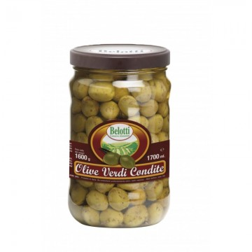 OLIVE VERDI CONDITE 1700 ml BELOTTI