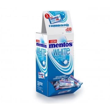 MENTOS WHITE ALWAYS 200 PEZZI