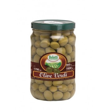 OLIVE VERDI 1700 ml BELOTTI