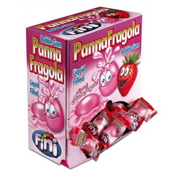 PANNA FRAGOLA 200 PEZZI