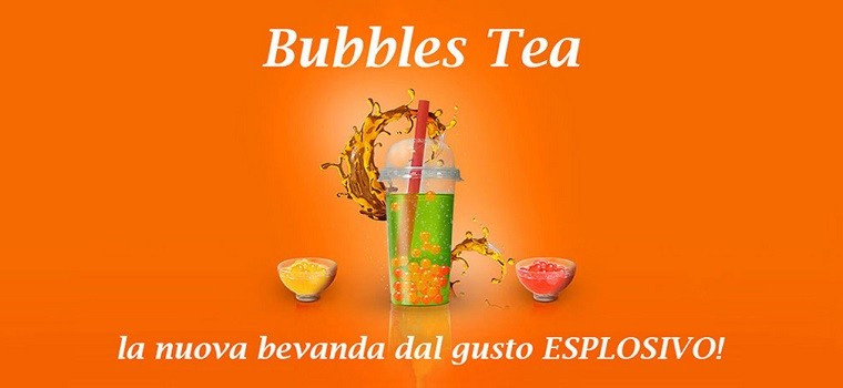 Bubbles Tea